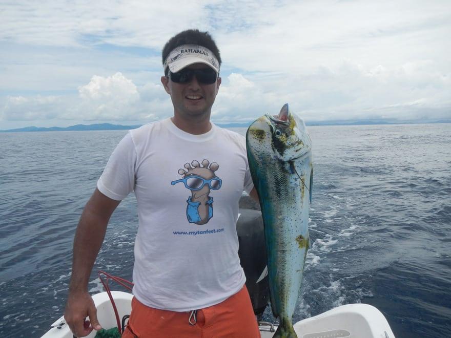 Fishing Playas del COco offshore fishing
