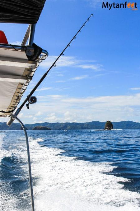 Fishing Playas del Coco - trolling fishing
