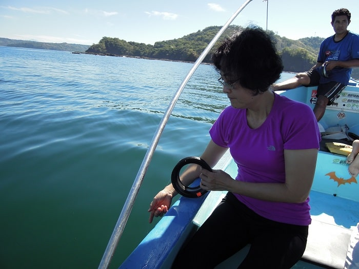 fishing in playas del coco