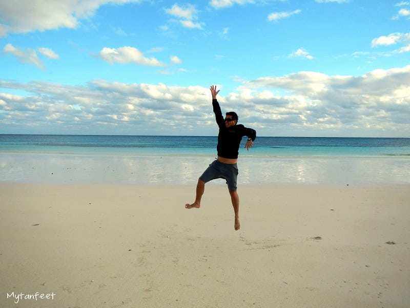 nassau and freeport - beach in freeport