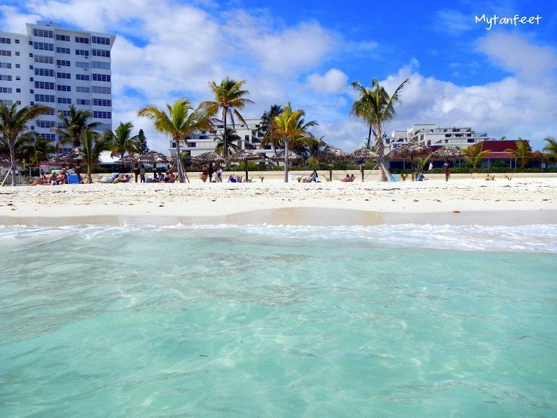 nassau and freeport- coral beach
