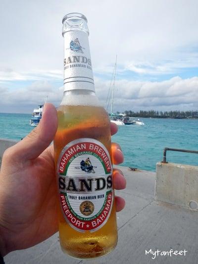 nassau and freeport - Bahamas beer