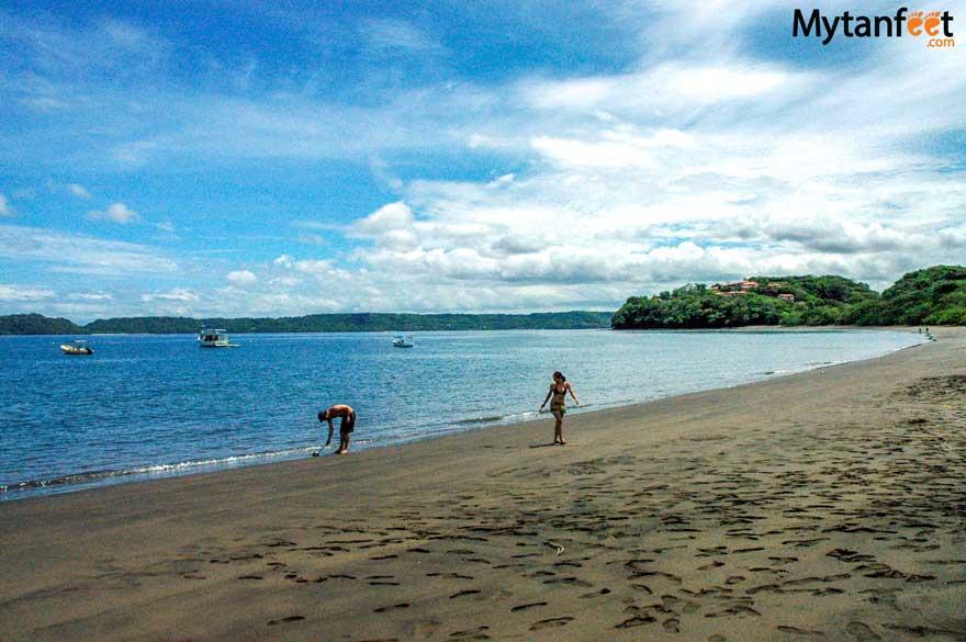 Playa Panama Costa Rica beach