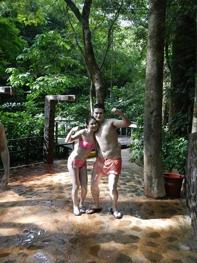 Buena Vista Costa Rica hot springs