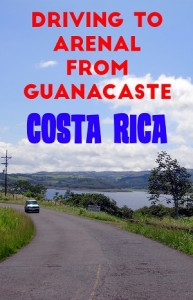 driving to arenal from guanacaste featured