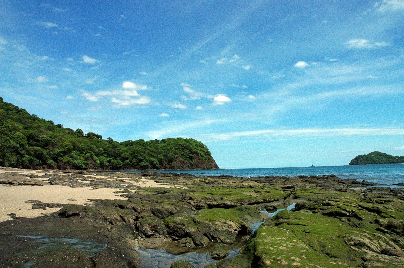 playa bonita in costa rica Occidental Papagayo