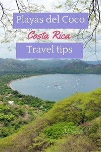 The ultimate guide to visiting Playas del Coco, a small popular beach town in Guanacaste