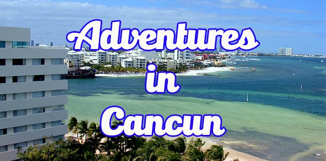 tours in cancun, mexico - read about the two tours we did in cancun, Isla de mujeres and Xcaret. We loved both of them and highly recommend them