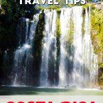 Tips for visiting Catarata de Cortes, a beautiful waterfall in Guanacaste Costa Rica