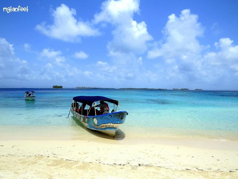 san blas islands- dog island