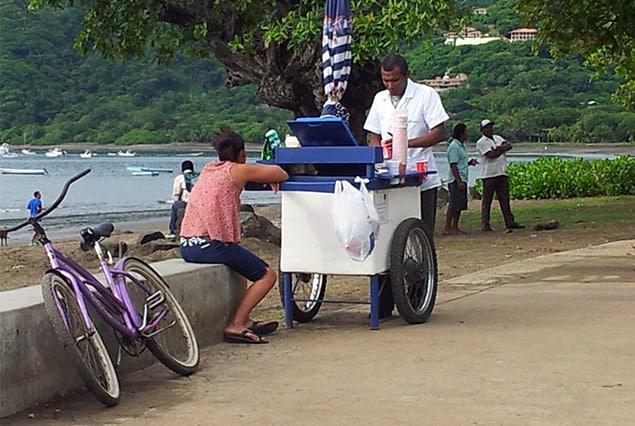 Costa Rican Copo