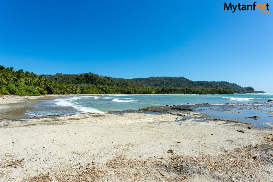 Mal Pais, Costa Rica Playa Mar Azul