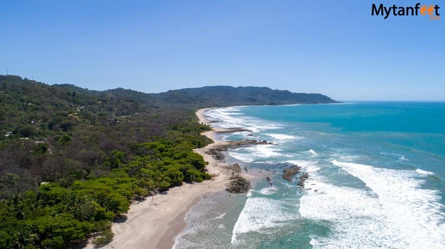 Playa Mar Azul - Mal Pais, Costa Rica