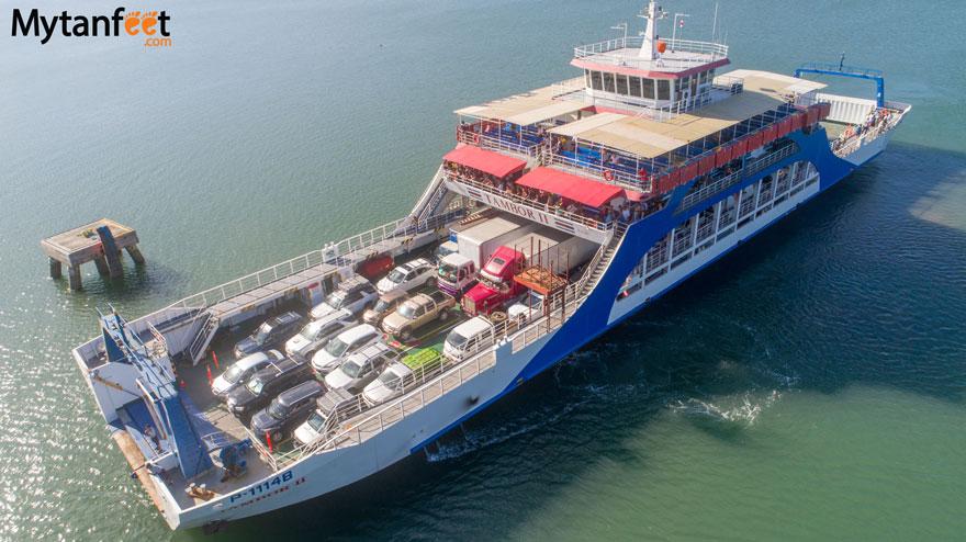 Puntarenas Paquera Ferry