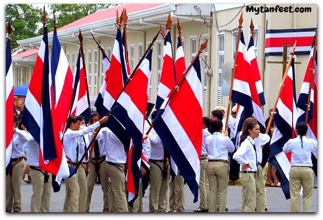 Independence Da Costa Rica
