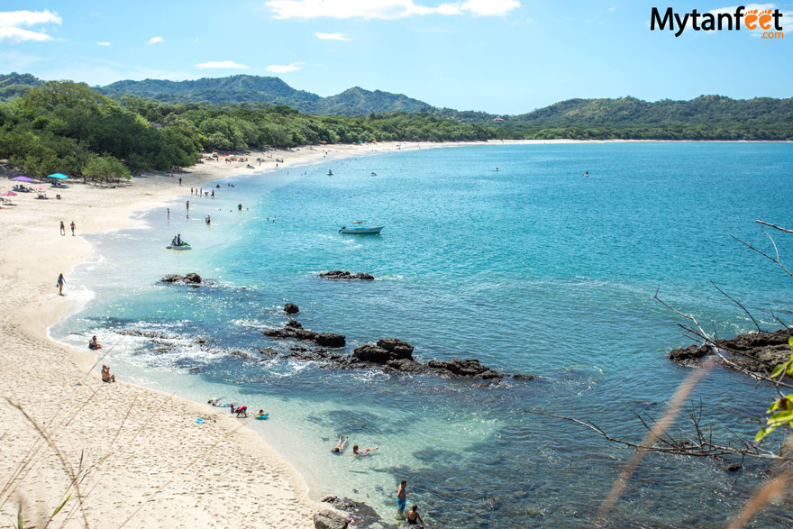 Playa Conchal Beach guide: where to stay, what to do and how to enjoy this beautiful beach in Costa RIca