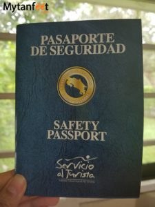 safety tips for costa rica - safety passport