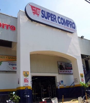 Grocery Stores in Playas del Coco - SUper Compro