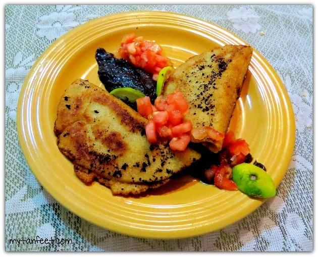costa rican empanadas recipe