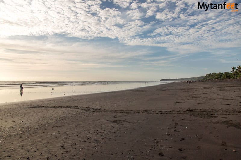Ostional wildlife Refuge - Playa Ostional Costa Rica