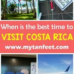 Find out when is the best time to visit Costa Rica depending on what you want to do on your vacation