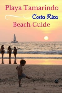 Tips for visiting Playa Tamarindo in Costa Rica
