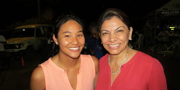 when i met the president of costa rica