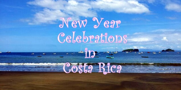 new years in costa rica