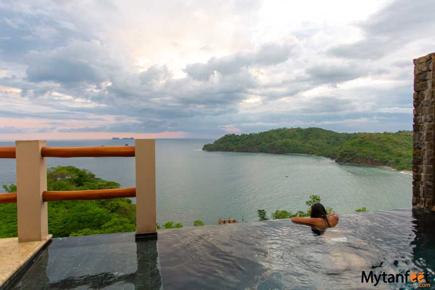 Romantic things to do in Costa Rica - private pool adult only hotel