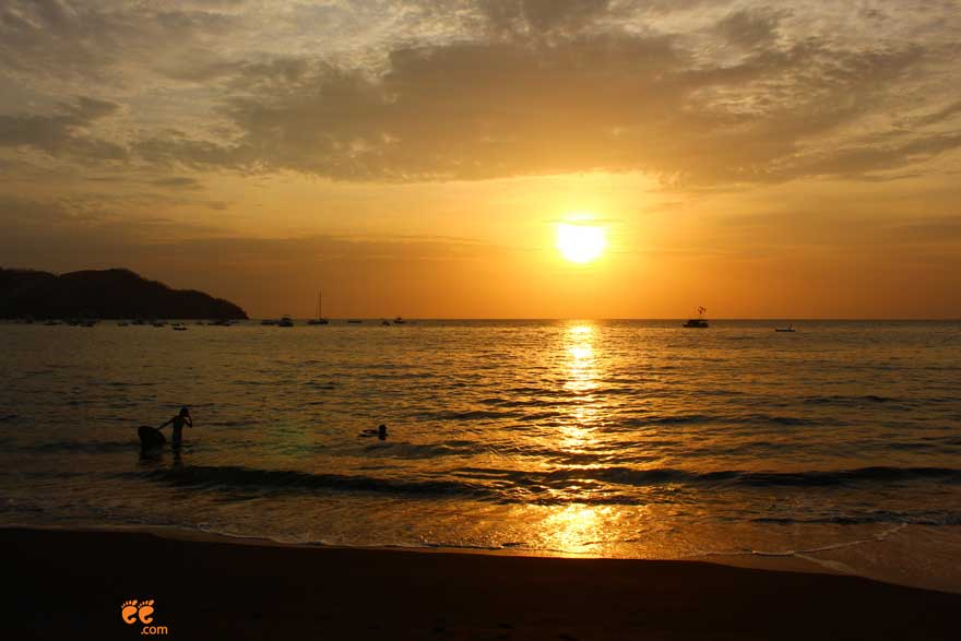 Playas del Coco Itinerary - Sunset