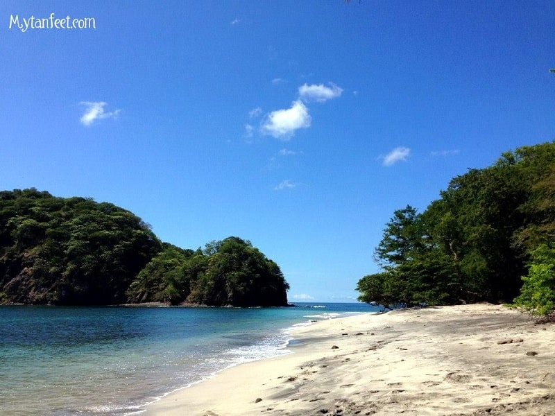 5 beautiful beaches in guanacaste costa rica you've never heard of - no name beach