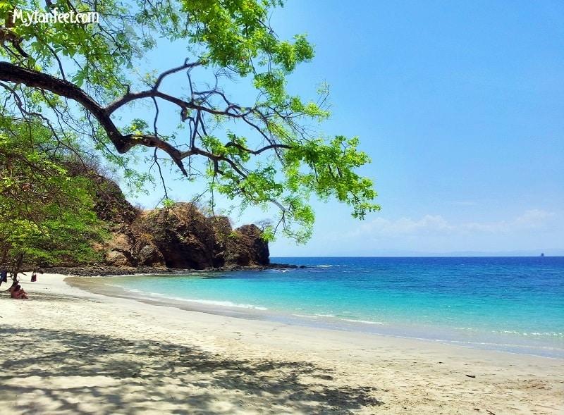 5 beautiful beaches in guanacaste costa rica you've never heard of - playa penca