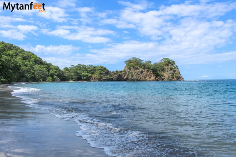beaches in guanacaste - playa huevo