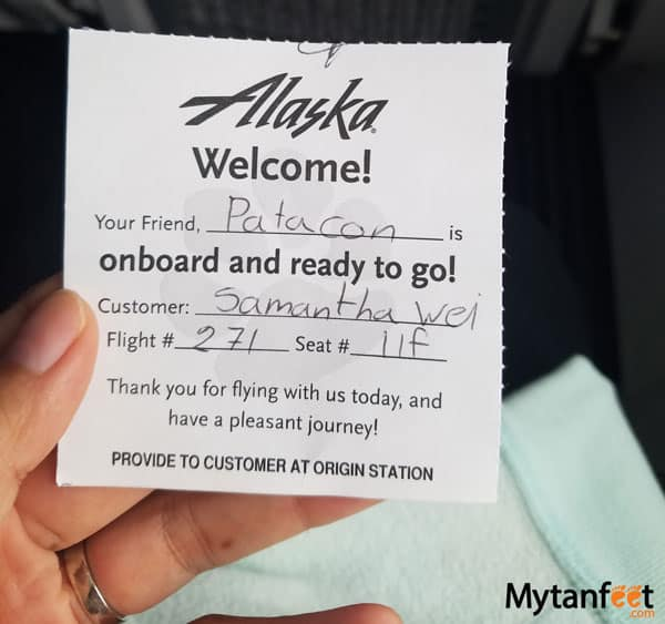 Bringing your dog to USA from Costa Rica - alaska airlines