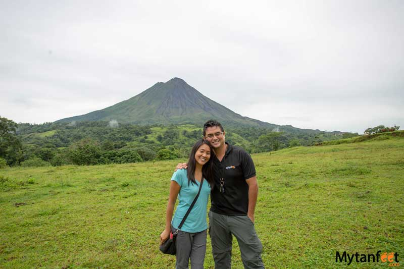 Romantic Places in Costa Rica - Arenal