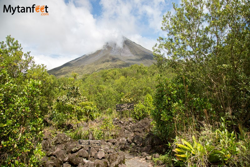 things to do in costa rica - arenal volcano national park