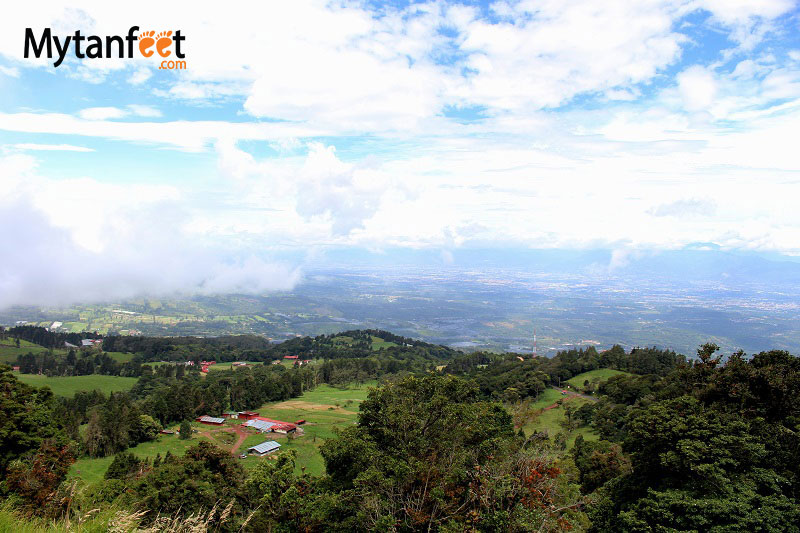 things to do in costa rica - Drive through the central valley