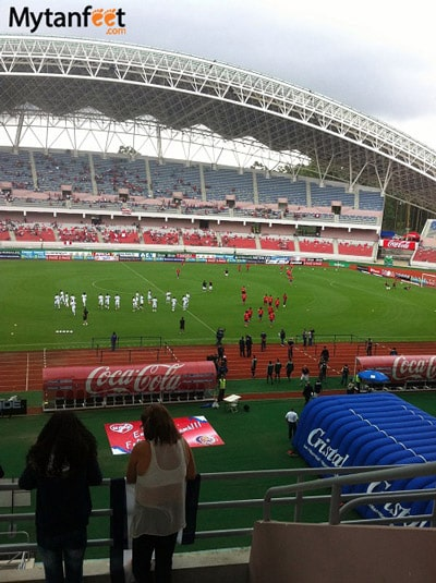 Futbol match