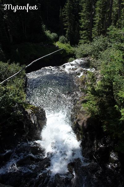 Mount Rainier National Park - narada falls