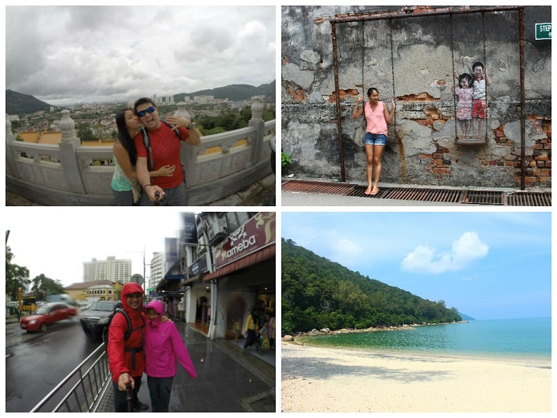 Cost of travel in Malaysia - things to do in Georgetown