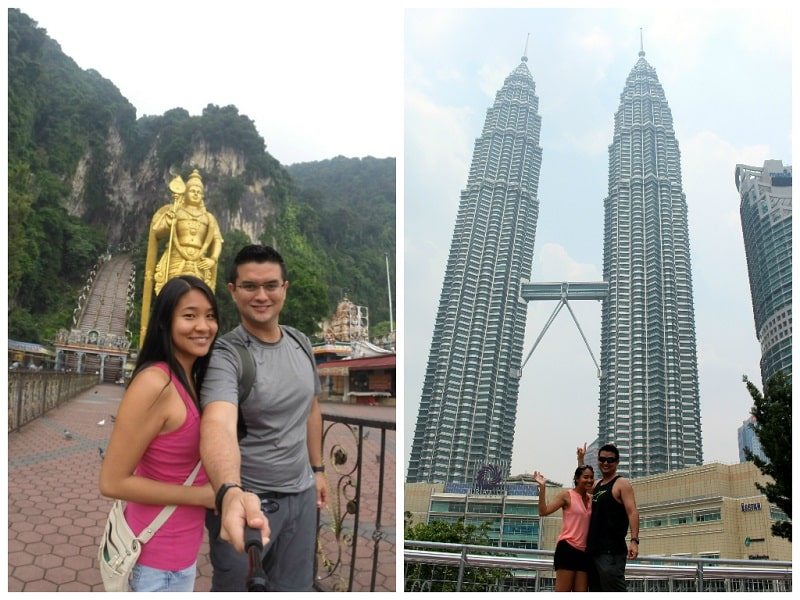Cost of travel in Malaysia