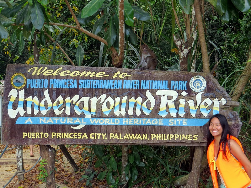 How Much it Cost to Travel in the Philippines for One Week - the underground river in Puerto Princesa, Palawan
