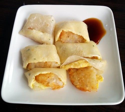 best taiwanese food dan bing
