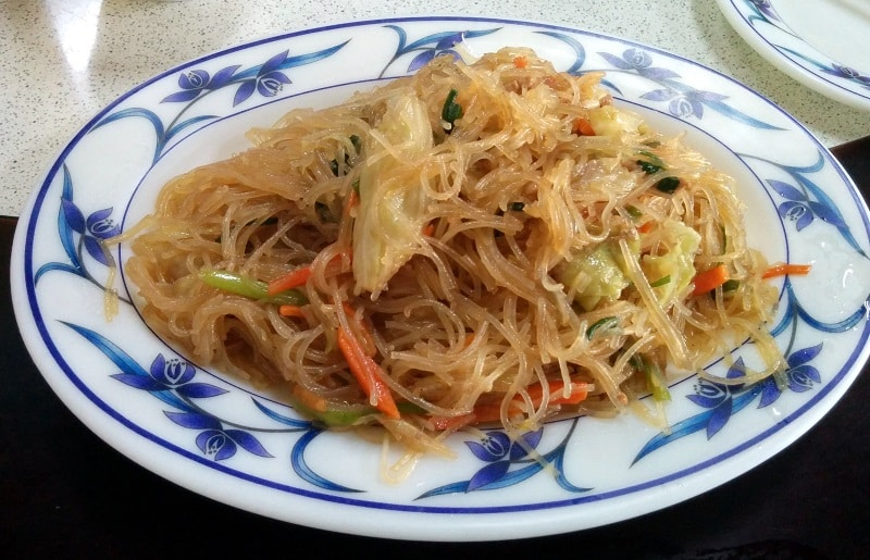 best taiwanese food fried rice noodle