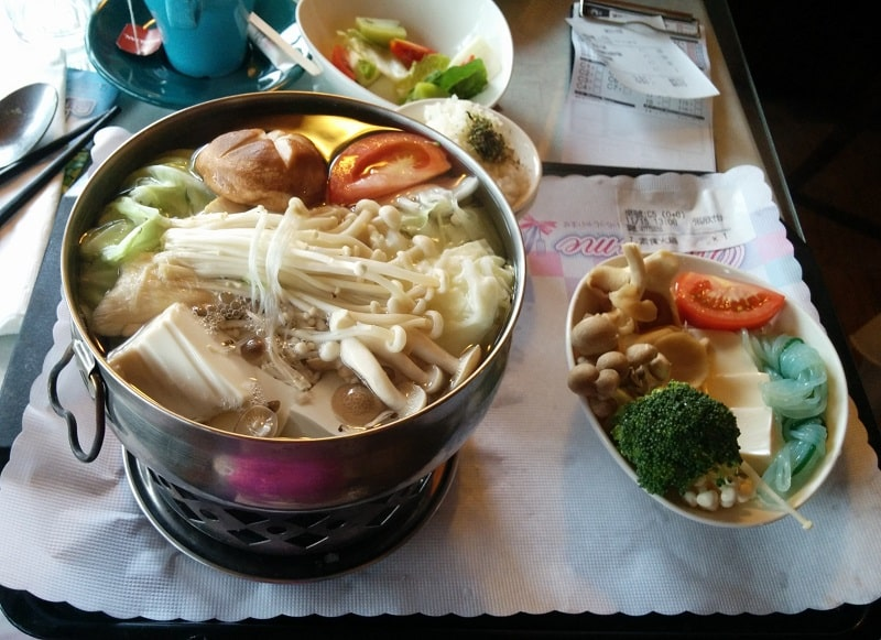 best taiwanese food hotpot