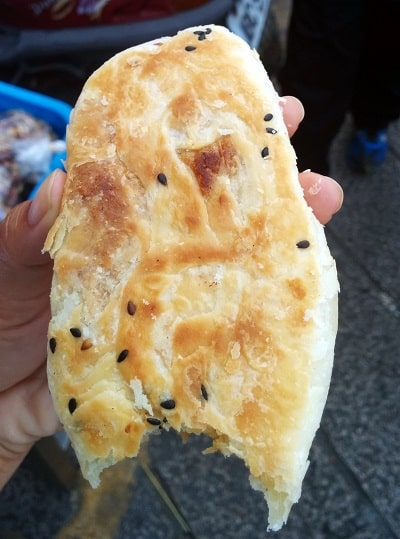 best taiwanese food ox tongue pastry
