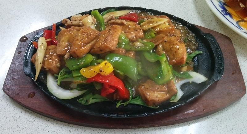 best taiwanese food tofu