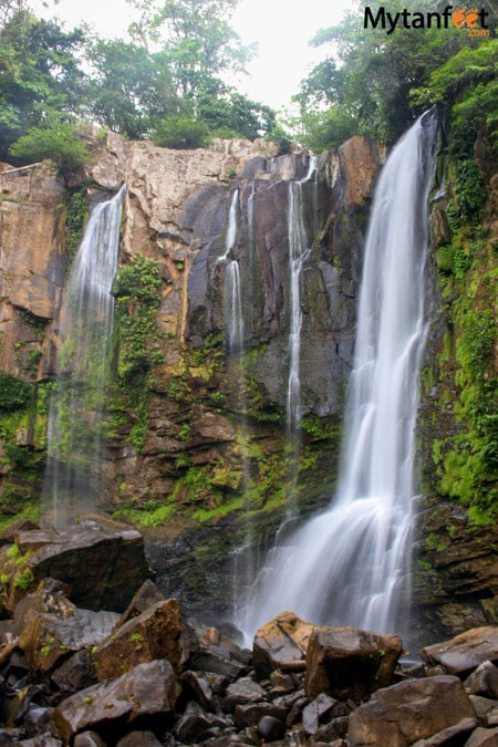 Nauyaca Waterfalls Upper falls 1