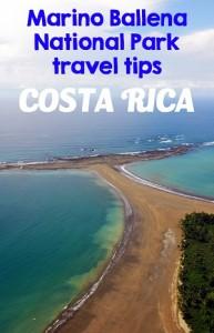 marino ballena national park travel tips