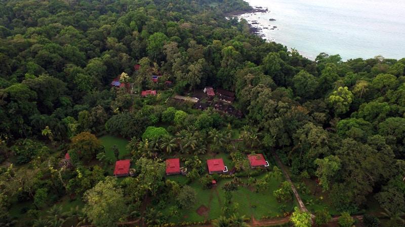 accommodation in COsta Rica - eco friendly lodge, casa corcovado jungle lodge